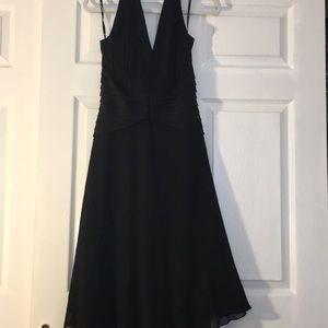 Tadashi Little Black Dress
